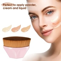 special offer foundation brush powder bb cream makeup brushes for loose powder flat kit pincel maquiagem cosmetic make up tool