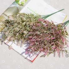 """5 вилок плюс порошок гиппокамп искусственные цветы на предмет интерьера, украшение свадебные фотографии ручной вазы """"сделай сам"""" для stamen"""