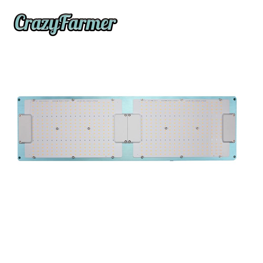 Crazy Farmer Quantum 240 Вт led grow light Board Samsung LM301H LM301B для комнатных растений VEG BLoom