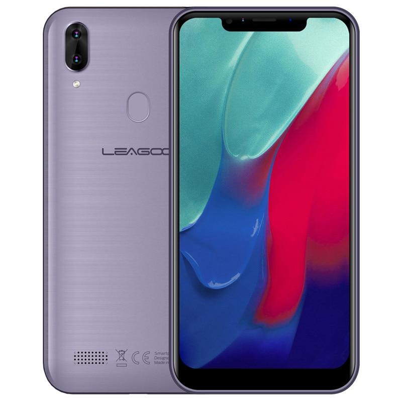 Перейти на Алиэкспресс и купить В наличии LEAGOO M11 6,18 дюйм, 2 Гб оперативной памяти, 16 Гб встроенной памяти, 4000mAh смартфон Android MT6739 4 ядра сзади отпечатков пальцев с двумя сим-картами...