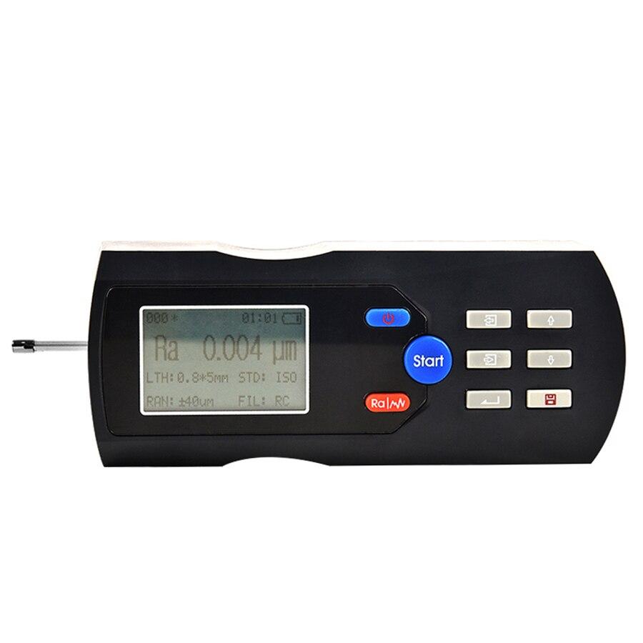 خشونة اختبار خشونة السطح أداة قياس مع واجهة USB مقياس الدقة الرقمي 160um قياس المدى TR-200