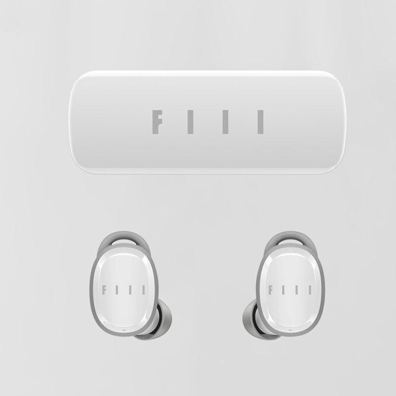 Écouteurs de sport Bluetooth portables intra-auriculaires sans fil FIIL T1XS