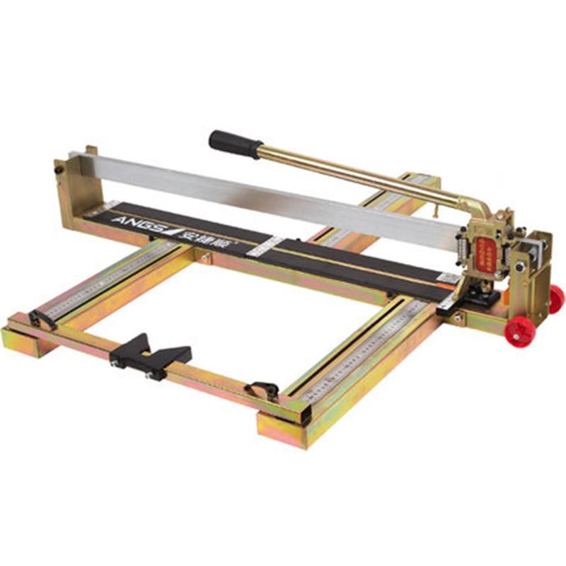 Ceramic Tile Cutting Machine Home diy High Precision Cutting All Steel Ceramic Tile Manual Cutting Machine Renovation Team