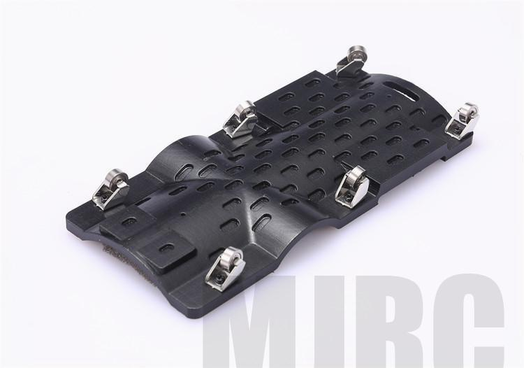 RC Simulation Auto Repair Lie Board Bottom Chassis Repair Tools for Remote Control RC Cars Spare Parts Repair Board Skateboard enlarge