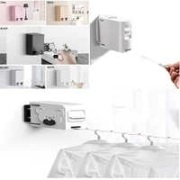 retractable clothesline wall mounted indoor outdoor washing clothes hanger laundry drying line balcony invisible drying lines