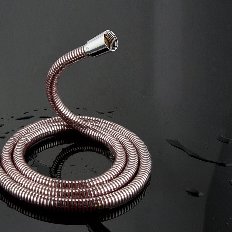 BAKALA high-tech Universal 150mm Shower Hose Explosion-proof Encryption Bathroom Anti-scalding Color Hose fittings