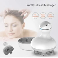 electric head massage health care wireless body massager deep tissue scalp massager prevent hair loss relieve fatigue headache