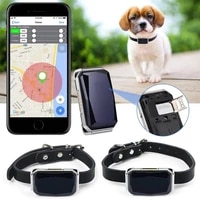 waterproof gps pet collar for dogs cat tracking device pets dogs cats cattle sheep tracking locator mini gps supplies