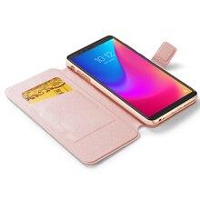 Étui à rabat magnétique de luxe pour Lenovo K5 Pro couverture support en cuir pour téléphone étui de Protection pour Lenovo K 5 Pro protecteur 5.99