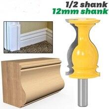 12/12.7 мм деревообрабатывающий резак линии Siding Knife S Тип перила Фрезерный резак для женщин угловой потолочный шкаф линия формования