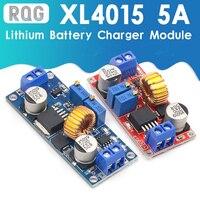 Понижающий модуль XL4015, оригинальная зарядная плата 5 А постоянного тока для литиевых батарей CC CV, светодиодный преобразователь питания, пон...