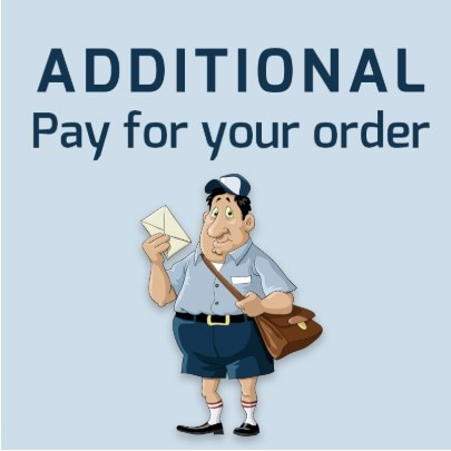 Mornwell extra shipping fee link