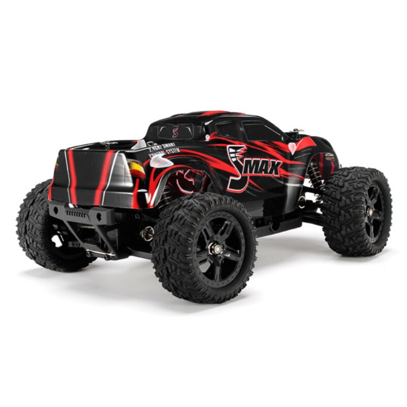 4WD Brushed  Drive Climbing Off-Road Remote Control Car RC 2.4G 1:16 40KM/H 100M High-Speed Racing Car Remote Control Kids Toys enlarge