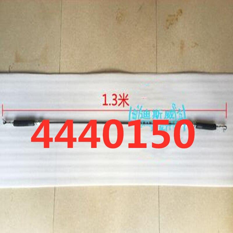 Línea de acelerador/línea de tracción/cable 4440150 1,3 m para excavadora Hitachi ZAX330 / 350/360 / -1-6-3G-5G