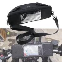 suitable for bmw r1200gs f900xr f800gs adv f700gs r1250gs motorcycle navigation bag bicycle saddle bag handle bag
