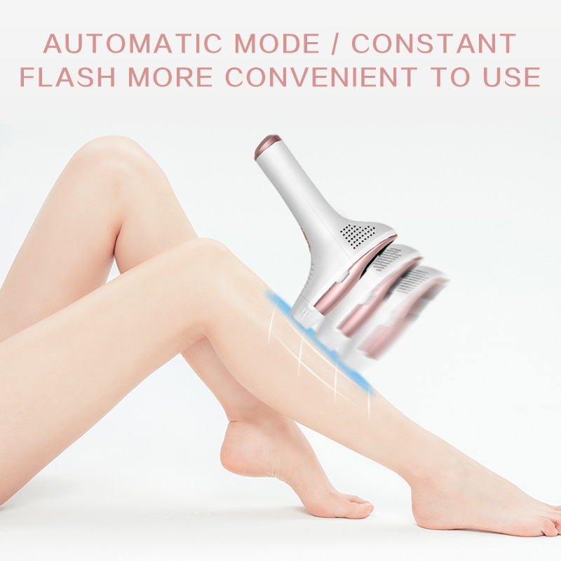 Mlay IPL Laser Hair Removal Device Epilator Permanent Hair Removal Machine Face Mlay Laser Body Electric Depilador 500000 Flash enlarge