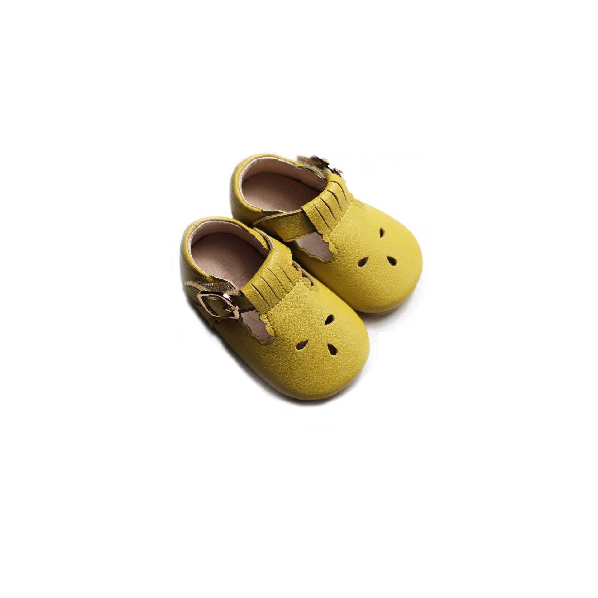 أحذية أطفال من الجلد الطبيعي قابلة للتنفس ، أحذية أطفال ناعمة ، جلد البقر ، صناعة يدوية