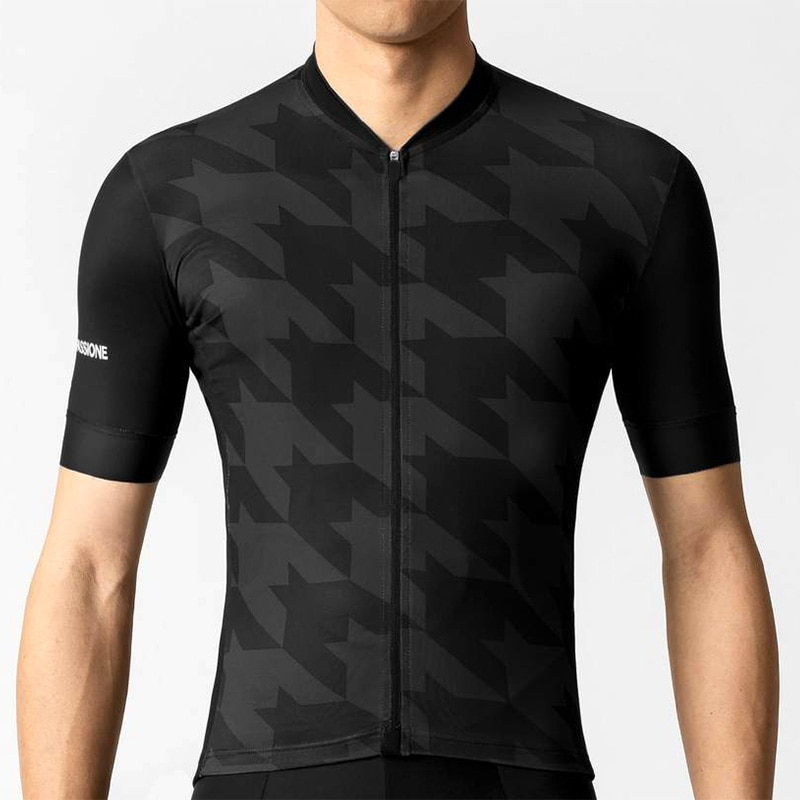 Maillot de Ciclismo para hombre, verano, manga corta, maillot de bicicleta MTB, camiseta de carreras de carretera, Ropa para montar Ciclismo Ropa