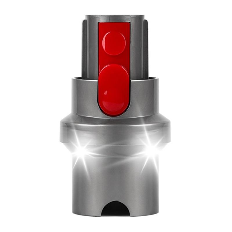 LED محول الإضاءة محول ل Dyson V7 V8 V10 V11 V15 أجزاء مكنسة كهربائية لاسلكية