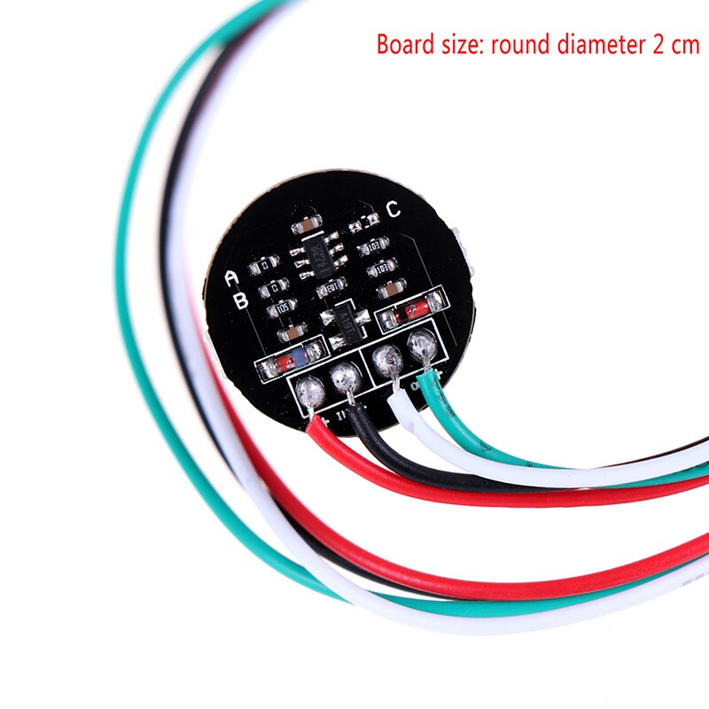 3V-30V 12V Mini Capacitive Touch Switch Module Latch/Jog Trigger Action Bistable  - buy with discount