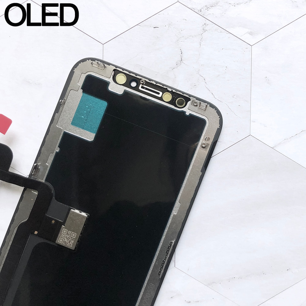 Tested LCD Pantalla For iphone X LCD XR 11 Screen  LCD Display Touch Screen Digitizer Assembly For iPhone X XS Max OLED enlarge