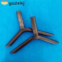 new original for tv stand legs arms with screws table top base support tv base cover stand bn63 17421a17433a 75nu7100j