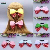 new fashion silk scrunchie hair ties big elastic hair band for ladies hair rubber band womens hanfu hair accessory a08 3