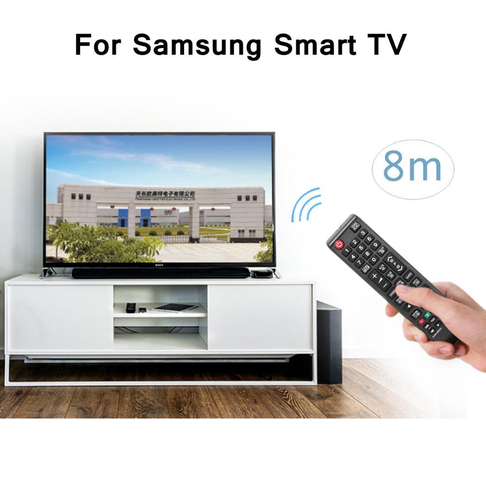 AA59 00602A HD TV ratón de aire Maus para Samsung AA59-00602A Smart TV Control remoto AA59 LCD LED HDTV controlador jugador de Mando
