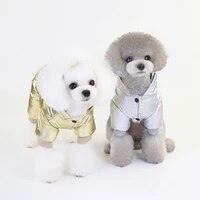 pet dog coat jackets clothes hoodie pets thickening cotton padded clothes autumn winter small medium pets dogs warm coat hoodies