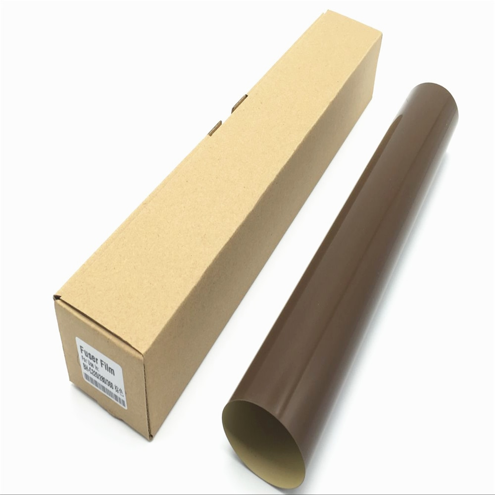 Fusor japonés película de funda para KONICA MINOLTA Bizhub C220 C280 C360 marrón cinta fusora A0EDR72000-Film