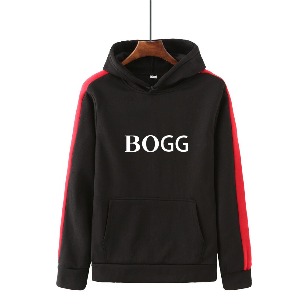 BOG 2021NewMen's هوديس ربيع الخريف الذكور هوديس بلوزات غير رسمية الرجال البلوز القمم BOG