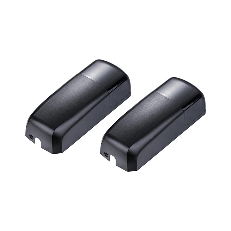 Sensor de haz de Fotocélula de 12/24V 20m Rango de detección para abridor de puerta deslizante célula fotográfica de seguridad infrarroja