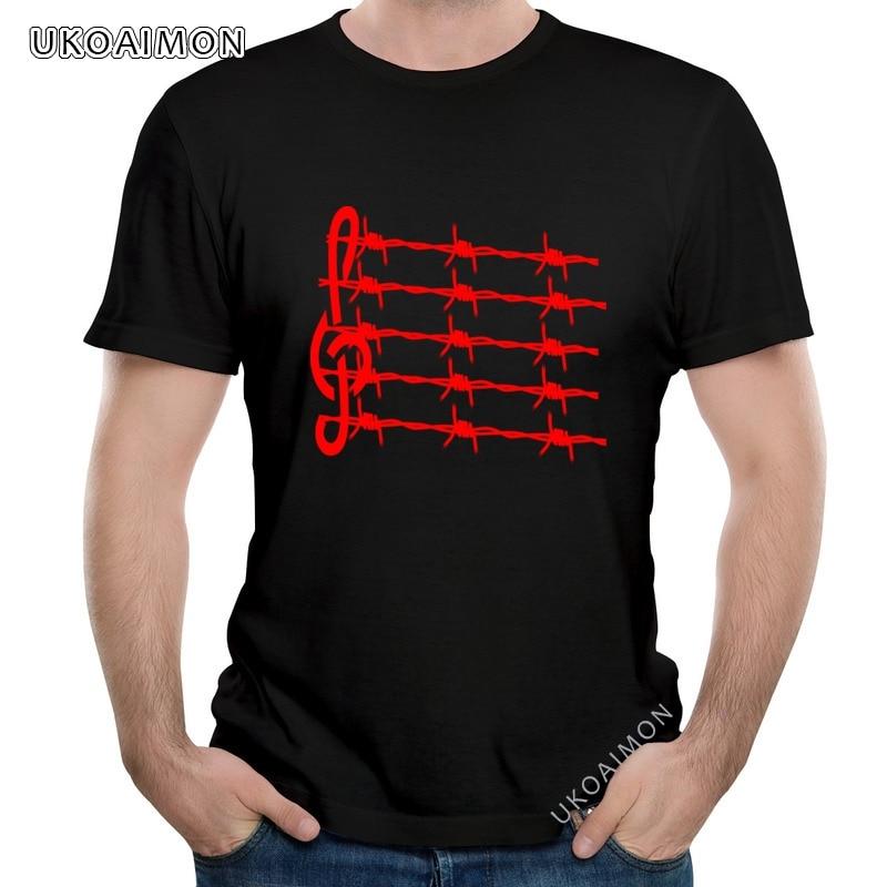 День благодарения музыка манга 100% хлопковые футболки милые хлопковые футболки новый дизайн футболка в стиле фанки для Для мужчин