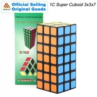 witeden 1c super cuboid 3x3x7 magic cube 1688cube 337 speed twisty puzzle brain teasers educational toys for children
