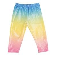 toddler leggings girl pants girls sequin colorful leggings kids leggings 1 6y
