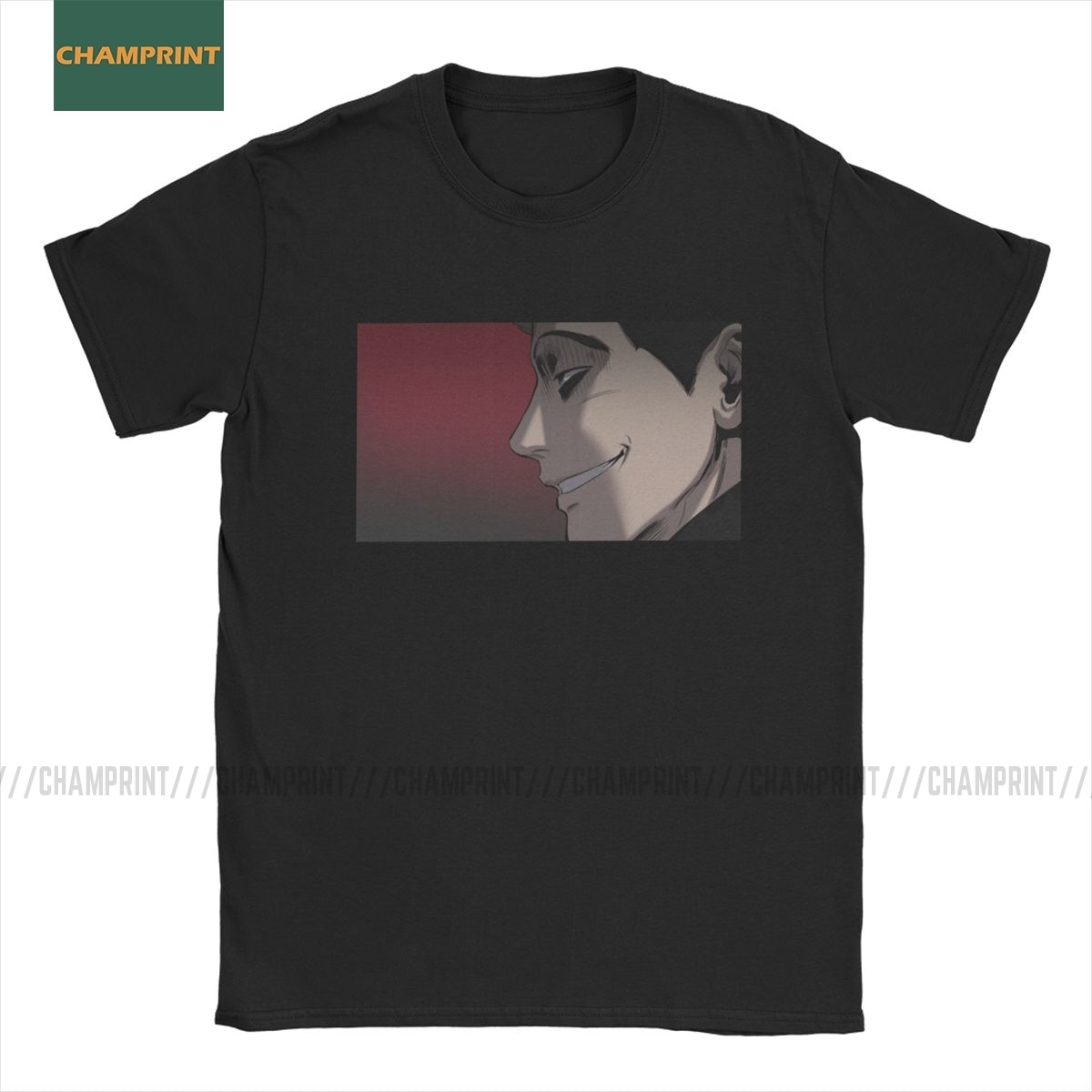 Новинка Sangwoo Killing Stalking футболки мужские хлопковые футболки KS Yoonbum Korea Kogi Yaoi Shonen Manga футболки с короткими рукавами 6XL Топы