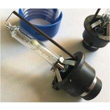 YY DLT Anti-UV rapide lumineux démarrage rapide 55W HID ampoule xénon HID lampe lumière remplacement D2S voiture phares ampoules xénon d2