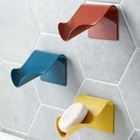 Egouttoir creatif  boite de rangement pour savon  etagere de salle de bain  boite a savon  solide et sans soudure  sans Perforation