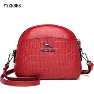 High Quality Fashion Women Shoulder Bags Mini Crossbody Bags For Women Casual Handbag Luxury Brand Female Leather Messenger Bag