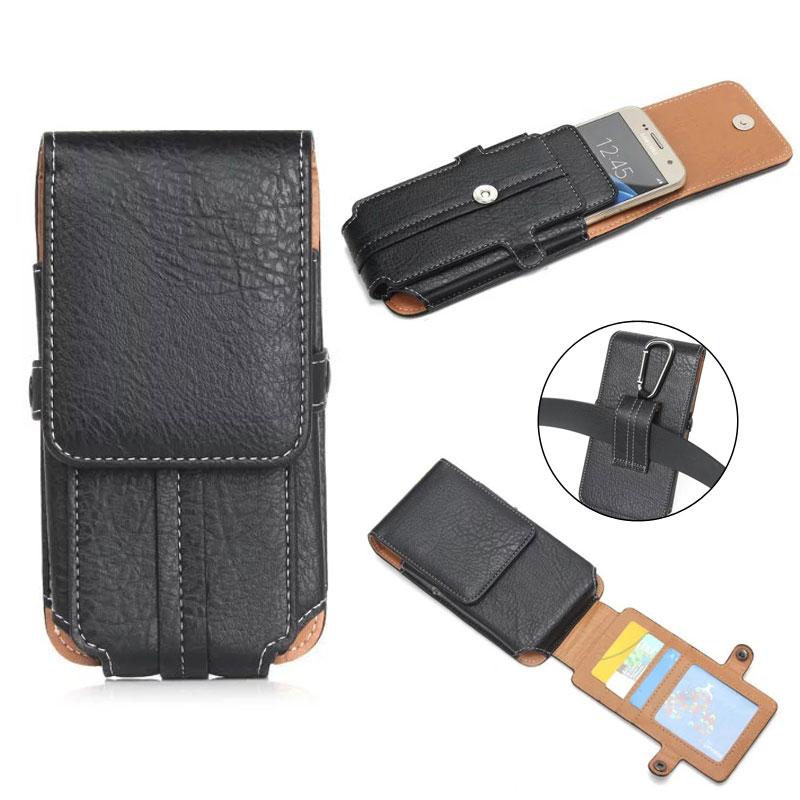Чехол для Телефона Чехол-кобура с зажимом для HOMTOM HT70 Doogee N20 N10 S6 S5 S90 AGM A9 X3 X1 для собаки кошки S30 S40 S41 кожаный чехол сумка на поясном ремне