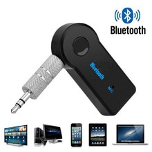5.0 Bluetooth Audio Receiver Transmitter Mini Stereo Bluetooth AUX USB 3.5mm Jack for TV PC Headphon