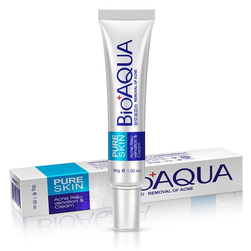 30g Acne Treatment Blackhead Remova Anti Acne Cream Oil Control Shrink Pores Acne Scar Remove Skin C