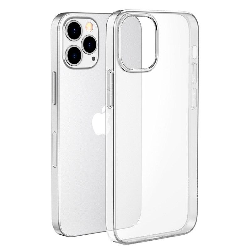 Silicone Soft TPU Phone Case for iPhone 12 Mini 11 Pro Max XR X XS Max 5 6 7 8 Plus Back Cover Case