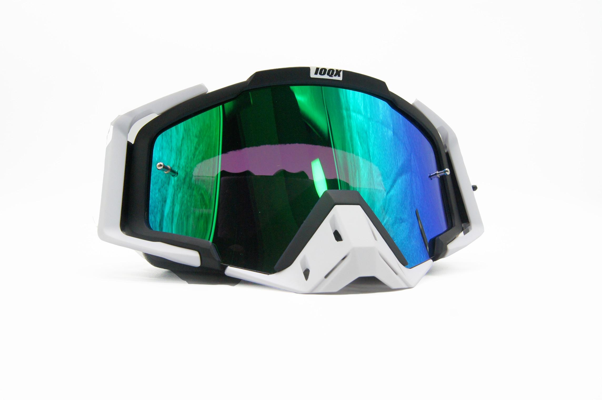 IOQX Dirt Bike Goggles Downhill Motocross Glasses Dustproof Motocross Goggles Cross Glasses Off Road Oculos Motorcycle Gafas enlarge