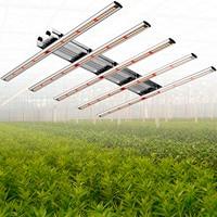 Phlizon Full Spectrum 561c Lm301h 400W Led Grow Light Bar For Indoor Garden Medical Plants Growing Greenhouse Grow Led Lamp