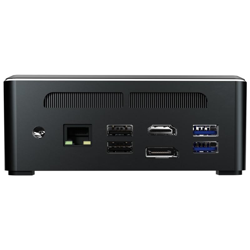 AMD Ryzen R3 2200U Windows 10 Mini PC Radeon™ Vega 3 Graphic Wifi Bluetooth NV-ME SSD DDR4 Small Win10 Desktop Computer