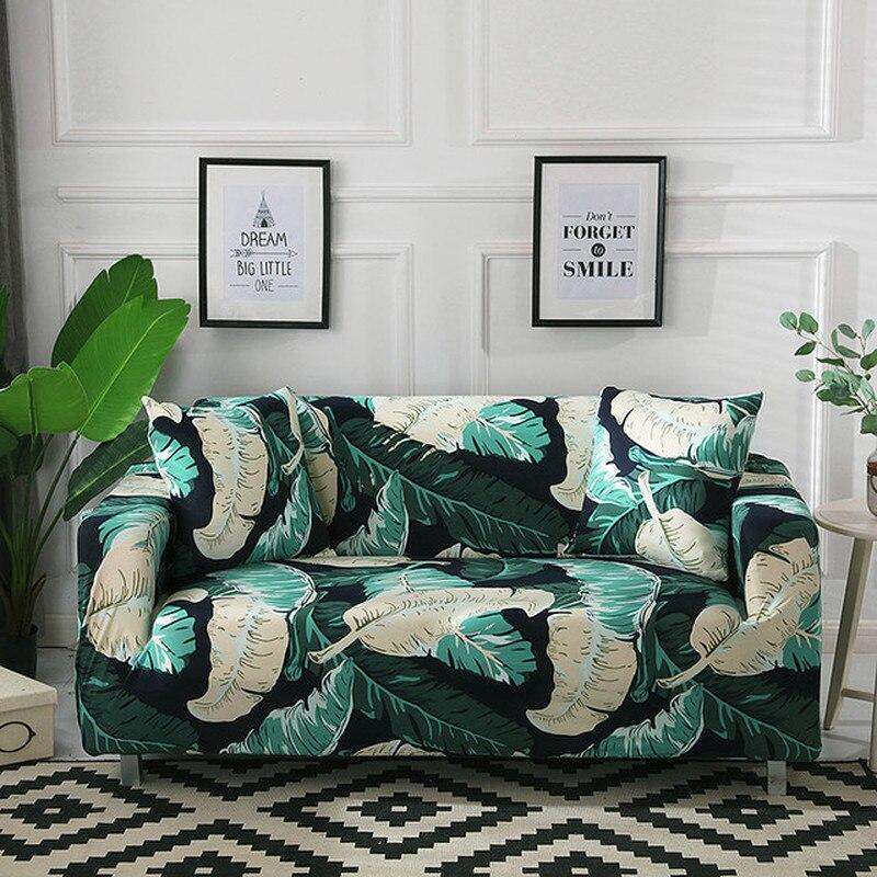 Funda protectora para sillón de 1/2/3/4 asientos, funda de sofá para sala de estar, fundas elásticas para sofá, funda protectora de sofá de poliéster