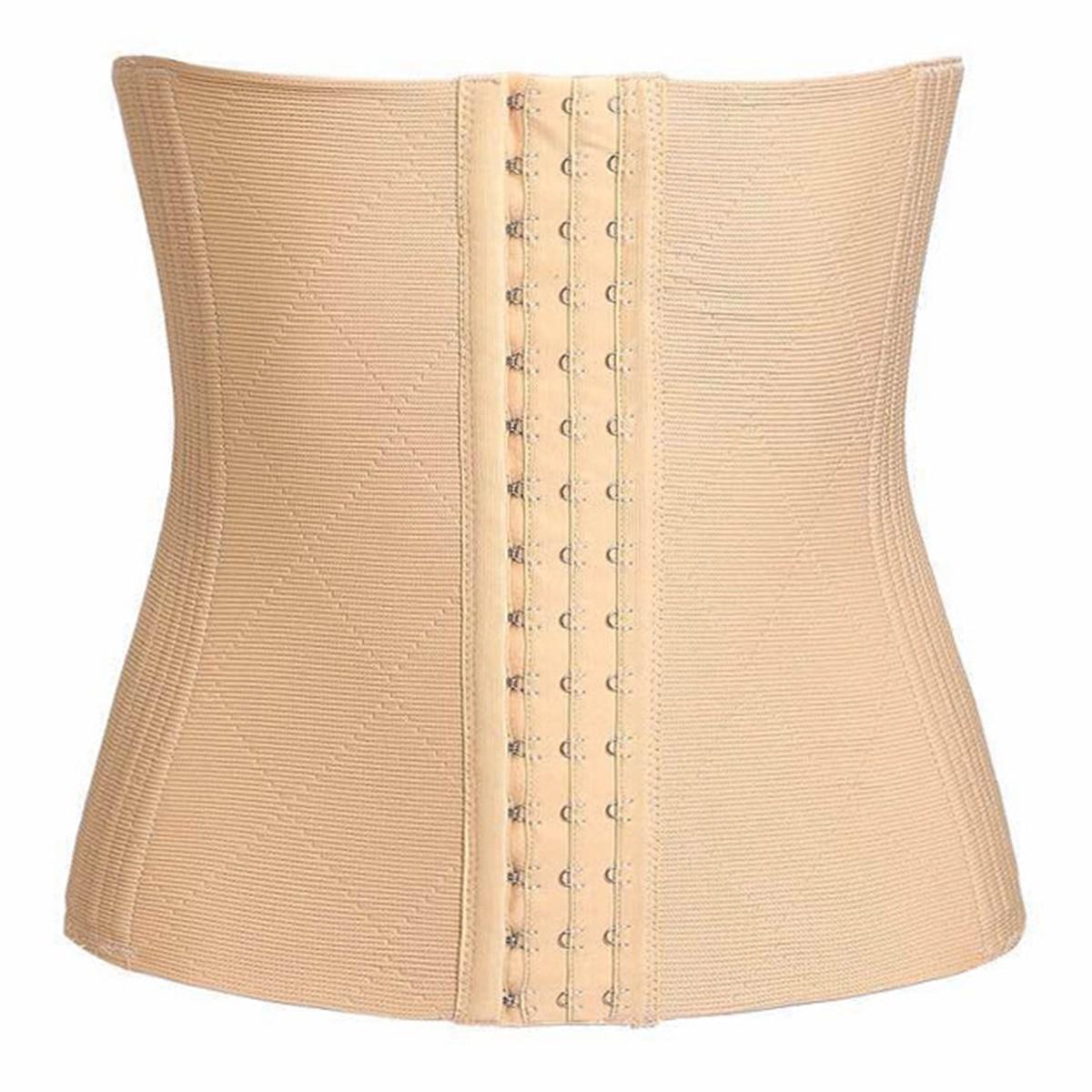 Waist Trainer Slimming Underwear Cincher Corset Slimming Belt Modeling Strap Shapers Body Shaper Slimming Latex Corset