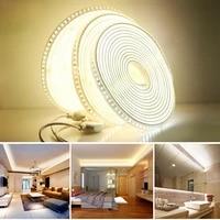 220v led strip 2835 high safety high brightness 120ledsm flexible led light outdoor waterproof led strip light