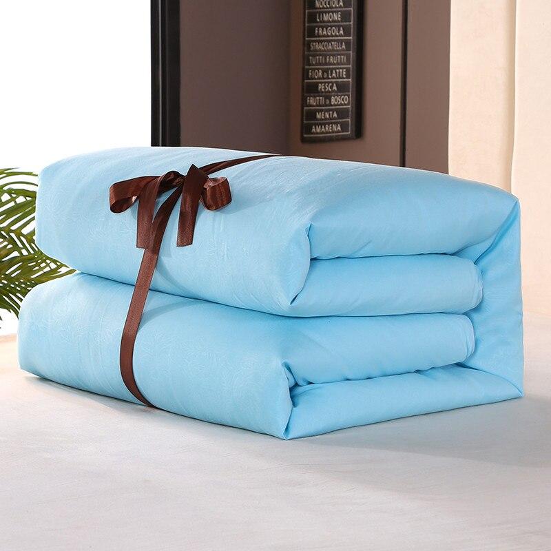 القطن تنقش لحاف من الحرير ، باردة في الصيف والخريف والشتاء هدية لحاف ، الفراش